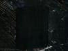 arthurine vincent – le masque - carré noir sur fond noir