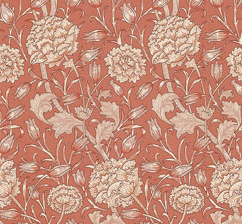 william-morris-11-wild-tulip-terra-cotta